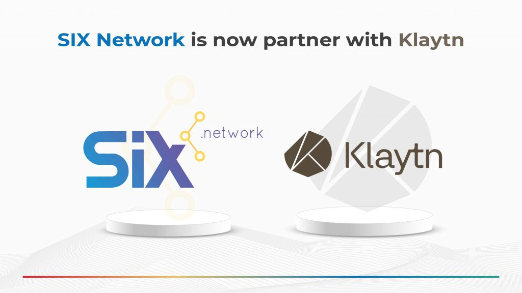 Klaytn partnering with SIX