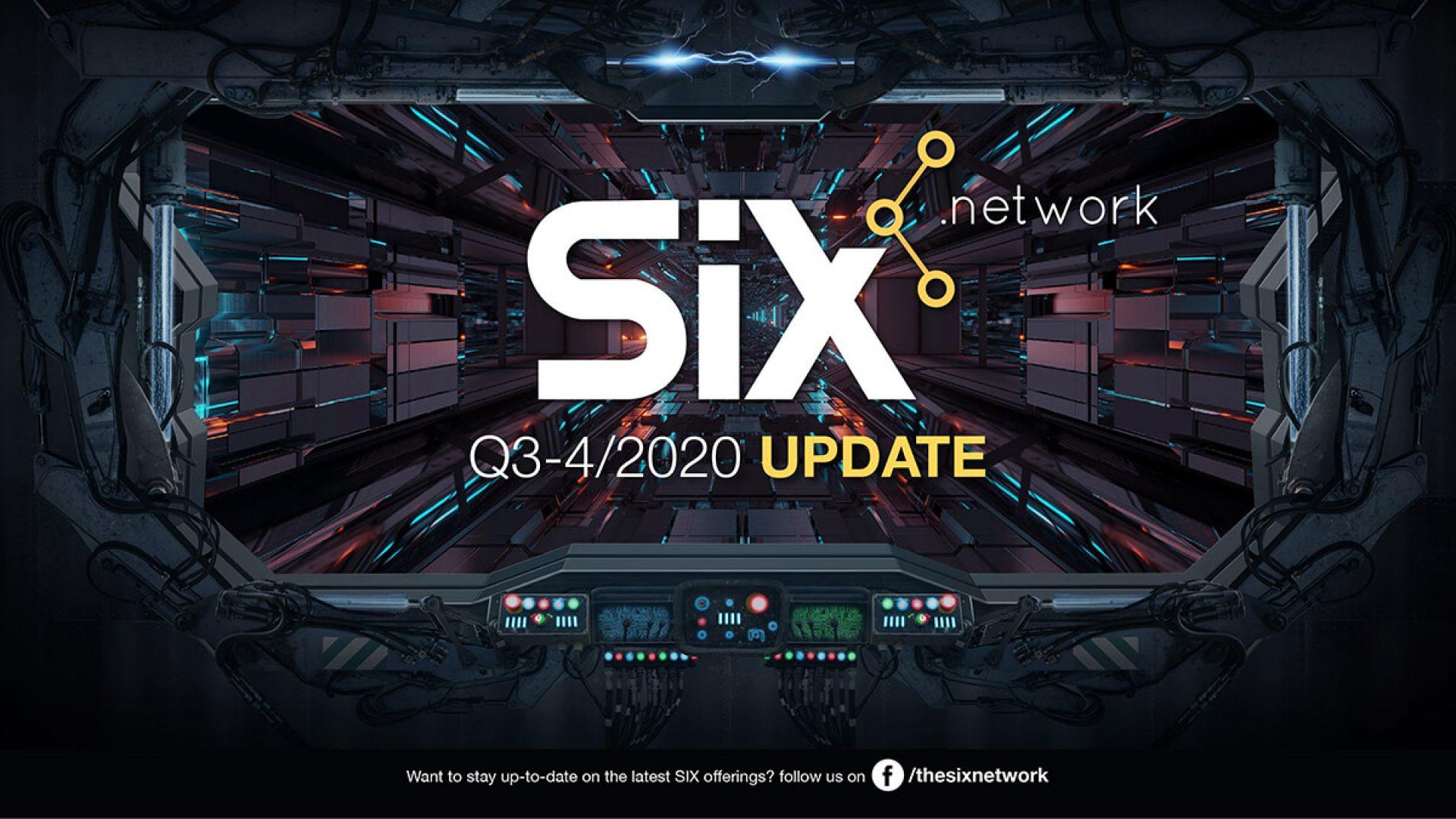 Q3-4 2020 update